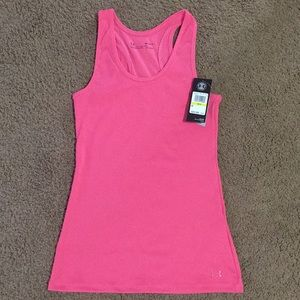 Under Armour pink top NWT